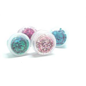 Glitter & Pailletten
